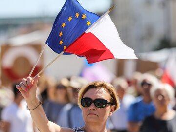 Polska i UE. Zdjęcie ilustracyjne