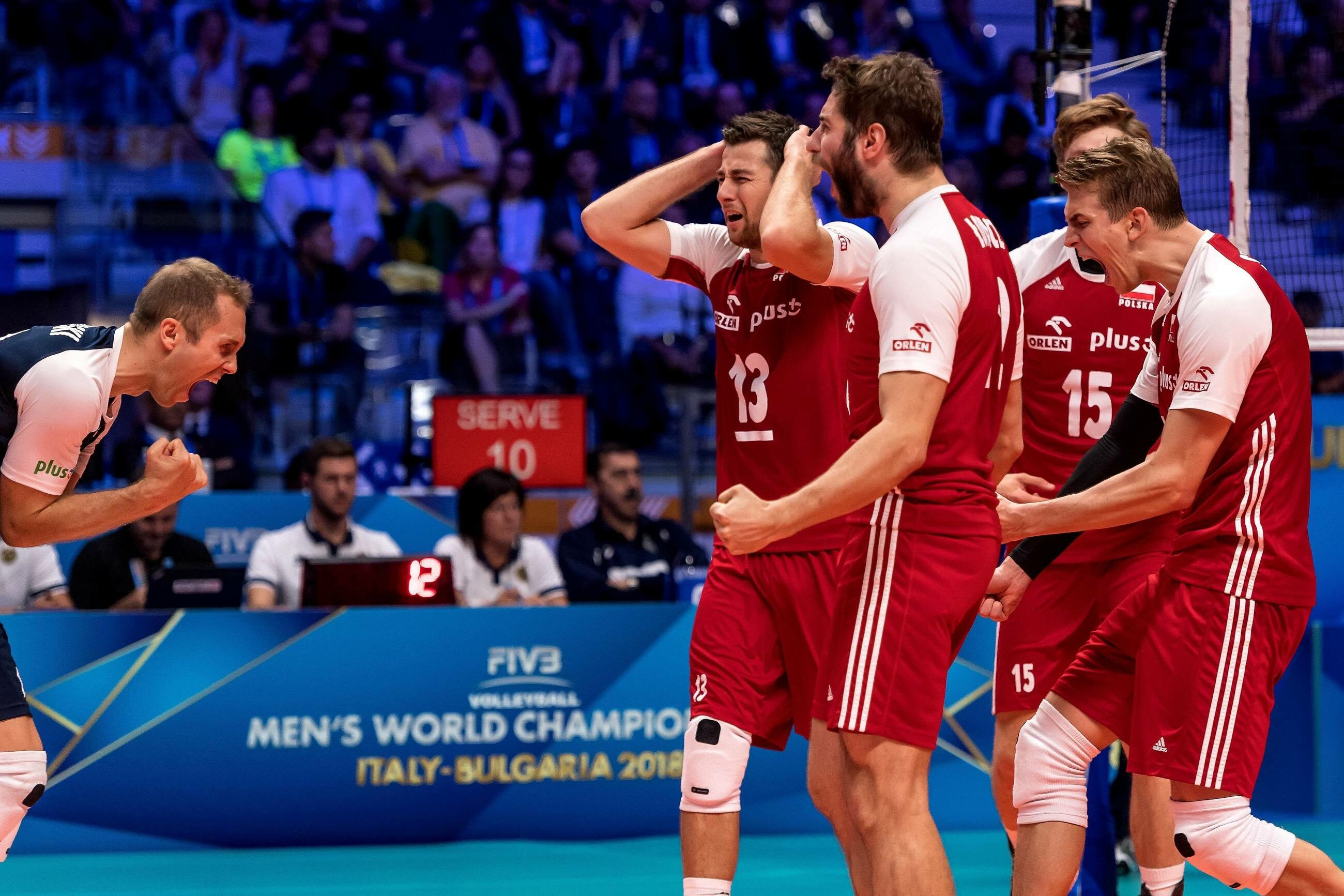 Polska mistrzem świata w piłce siatkowej