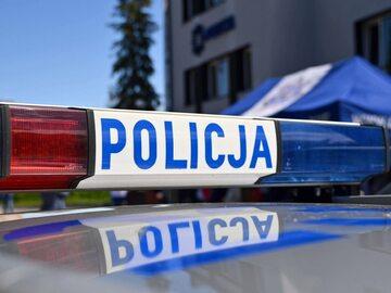 Polska Policja, zdjęcie ilustracyjne