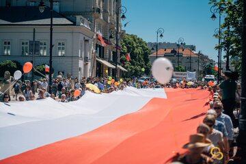 Polski Marsz dla Życia i Rodziny 2019