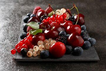 Polskie owoce sezonowe