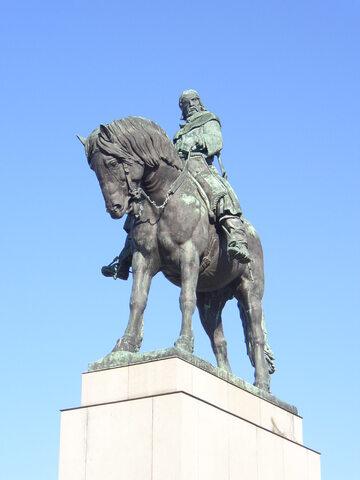 Pomnik Jana Žižki na Witkowej Górze
