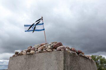 Pomnik pamięci pogromu Żydów z Jedwabnego i okolic