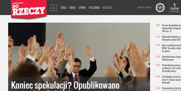 Ponad trzykrotnie, do ponad 750 tys., wzrosła w I kwartale 2017 r. liczba unikalnych użytkowników serwisu Do Rzeczy.pl.