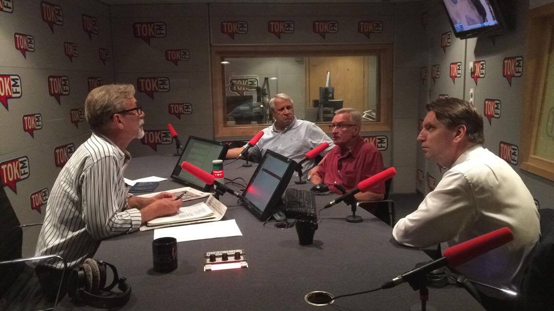 Poranny program w TOK FM
