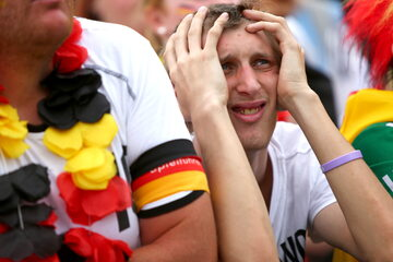 Porażka Niemiec z Koreą Południową