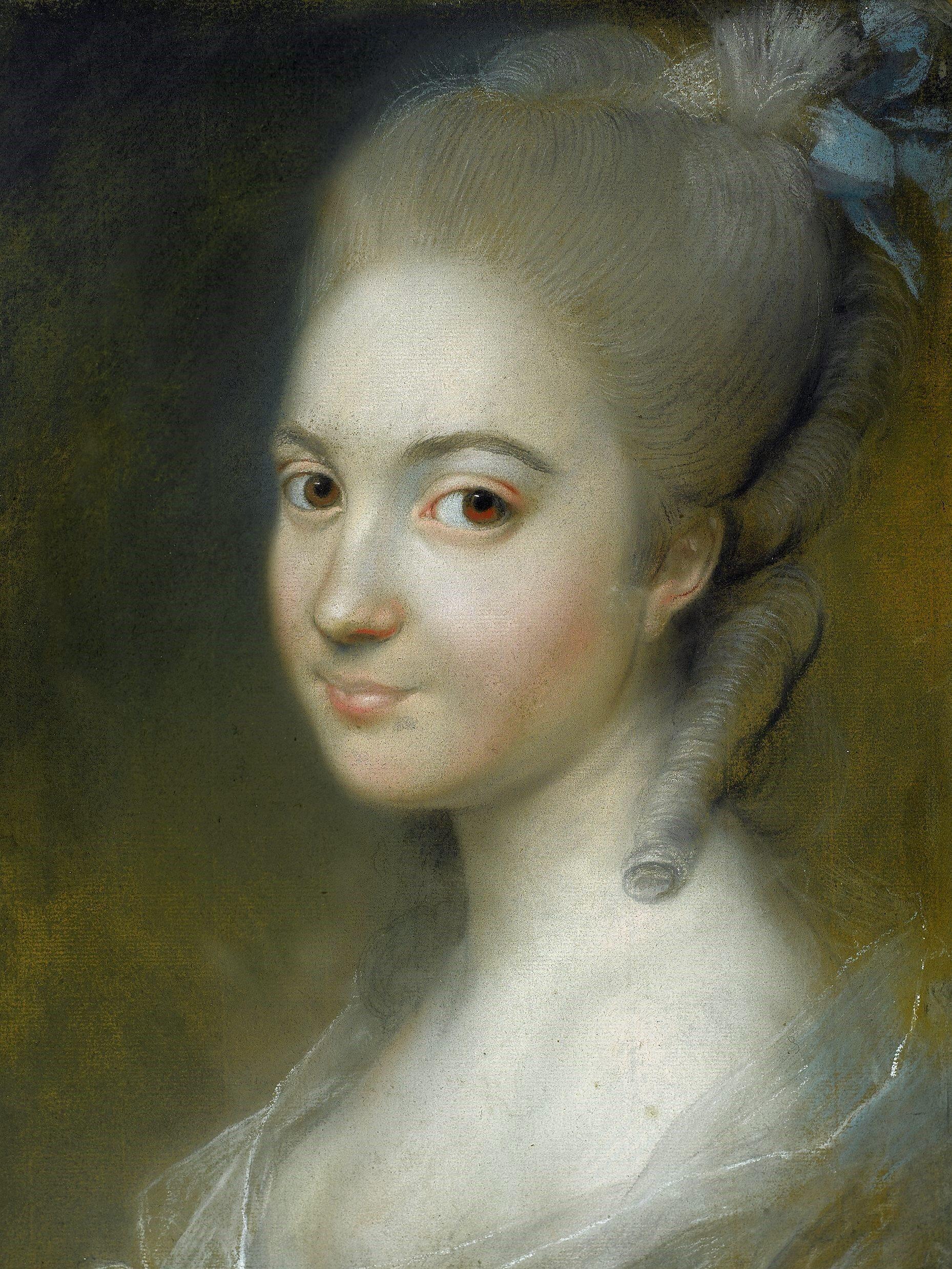 Portret Aleksandry Zajączek