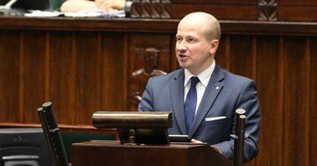 Poseł Bartłomiej Wróblewski