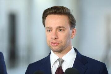Poseł Konfederacji Krzysztof Bosak
