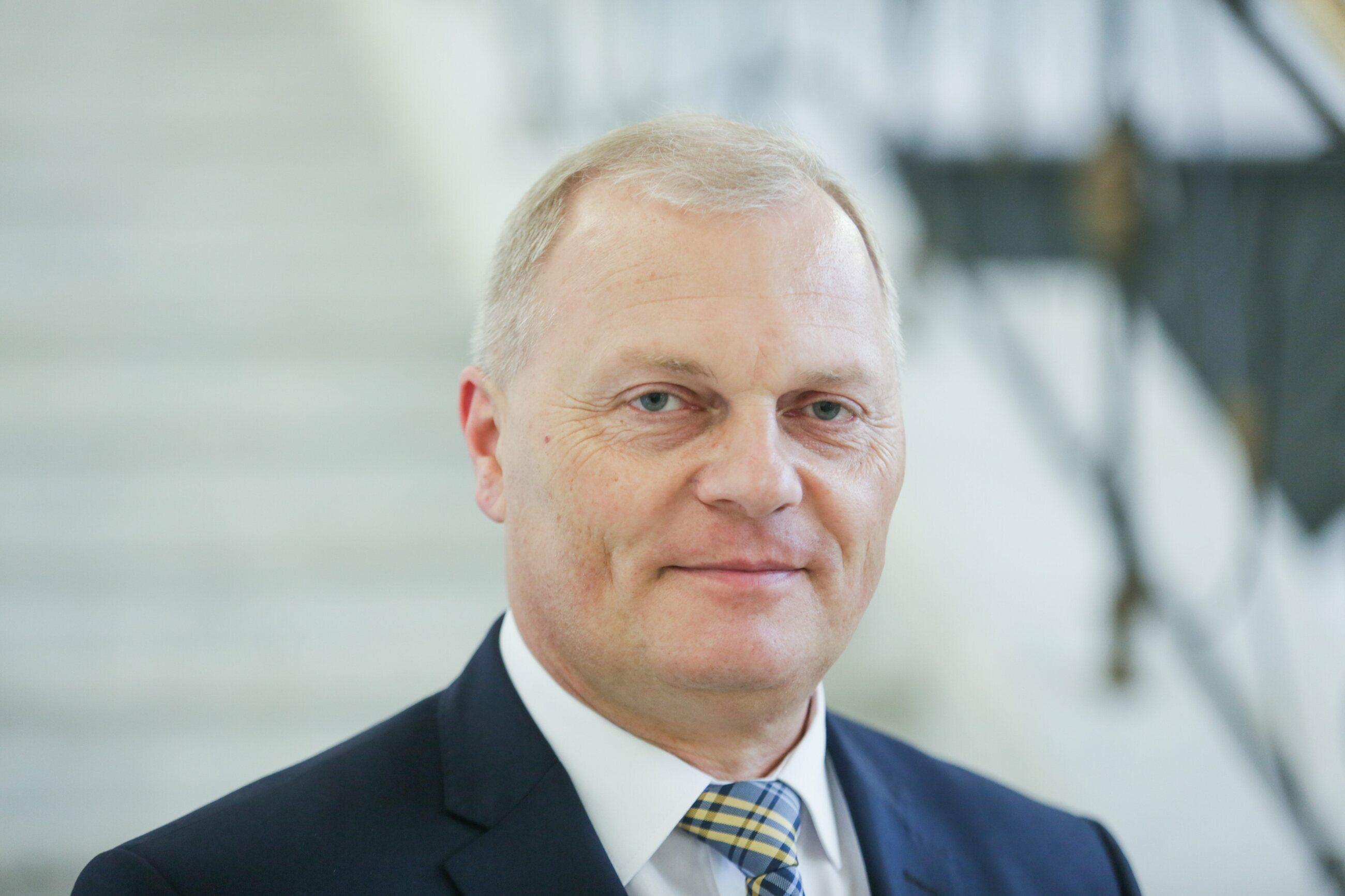 Poseł Lech Kołakowski