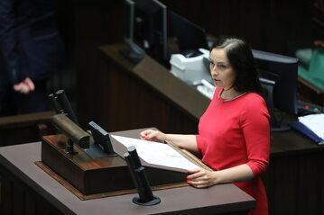 Poseł Małgorzata Janowska