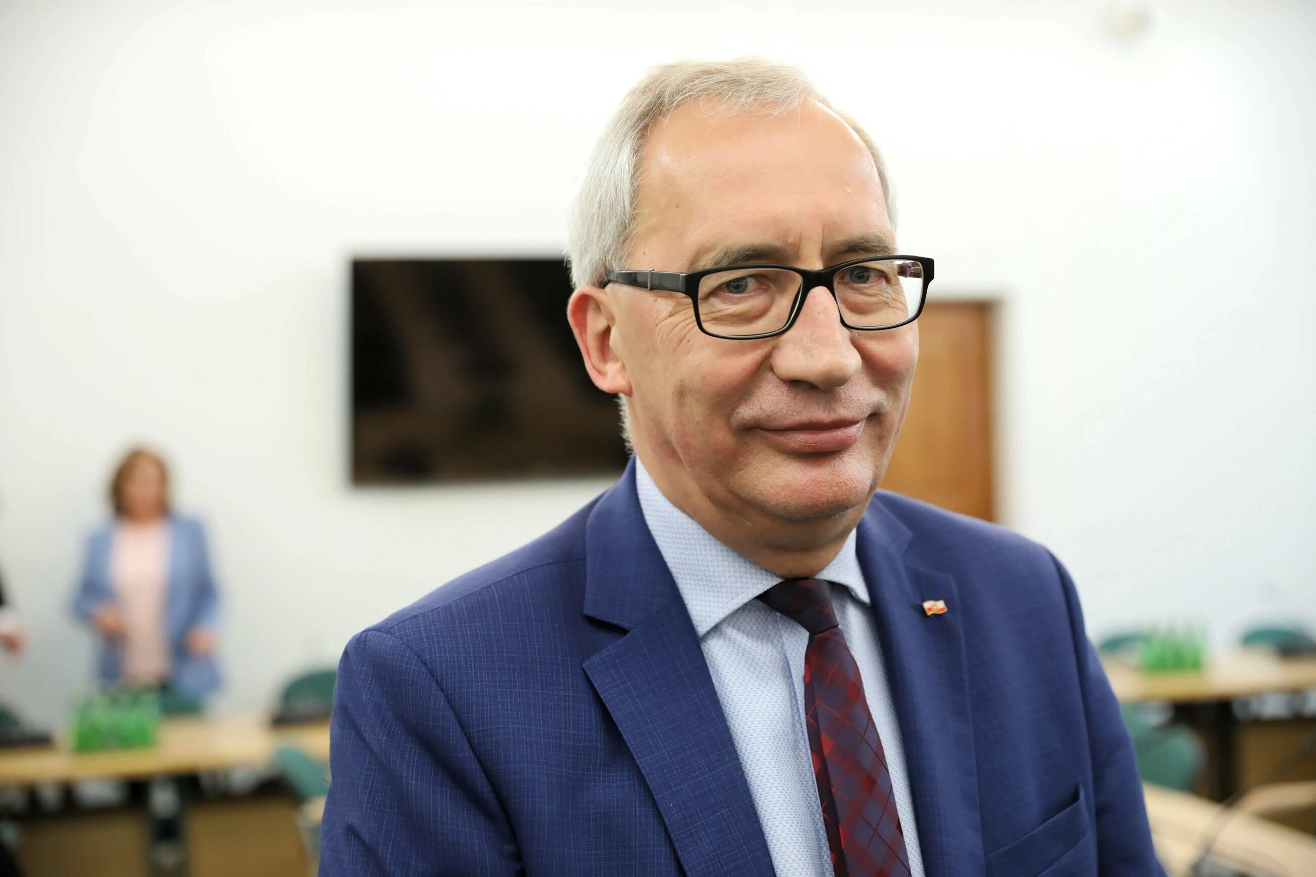 Poseł PiS Kazimierz Smoliński