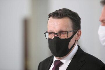 Poseł PiS Marek Ast, szef sejmowej komisji sprawiedliwości