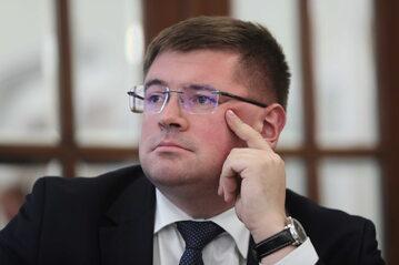 Poseł Tomasz Rzymkowski (PiS)