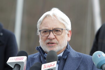 Poseł Wojciech Maksymowicz