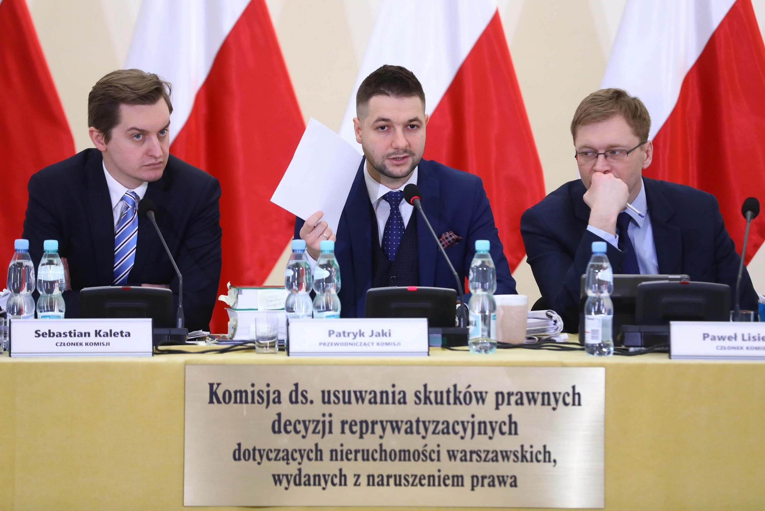 Posiedzenie komisji weryfikacyjnej