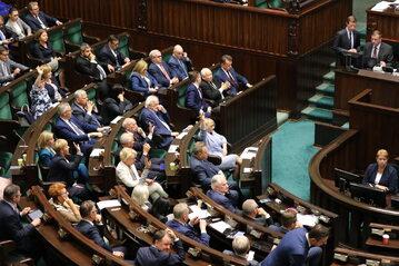 Posiedzeniu Sejmu