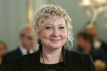 Posłanka PO Marta Golbik