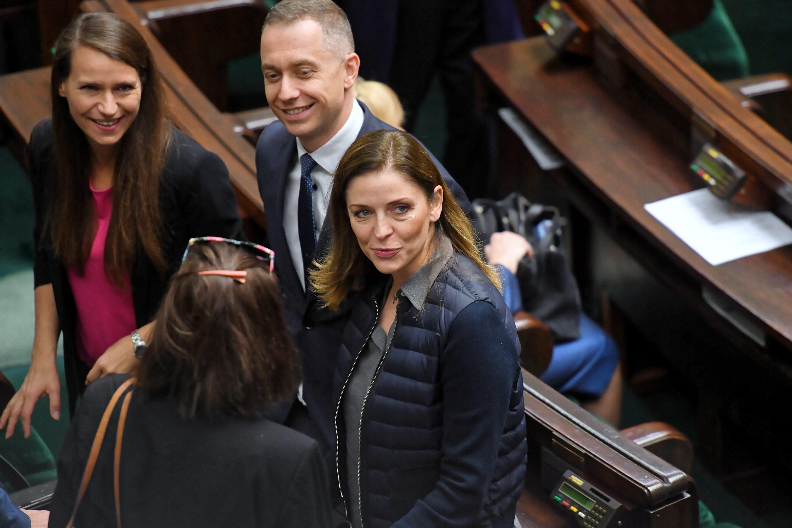 Posłowie KO w Sejmie
