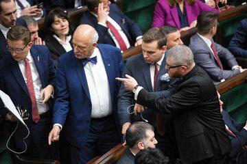 Posłowie Konfederacji w Sejmie