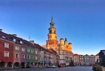 Poznań, zdjęcie ilustracyjne