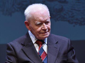 Prawnik, były pierwszy prezes Sądu Najwyższego i były przewodniczący Trybunału Stanu Adam Strzembosz