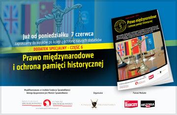 """""""Prawo międzynarodowe i ochrona pamięci historycznej"""""""