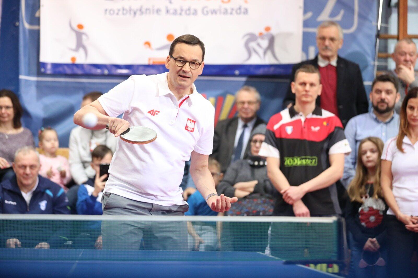 Premier Mateusz Morawiecki w Bydgoszczy