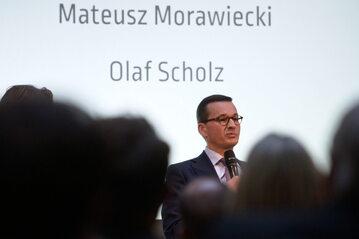 Premier Mateusz Morawiecki w Hamburgu