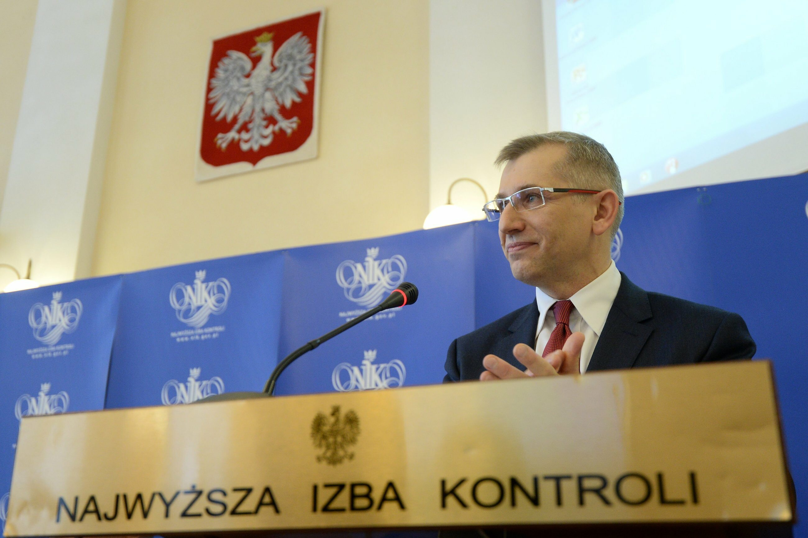 Prezes Najwyższej Izby Kontroli. Krzysztof Kwiatkowski
