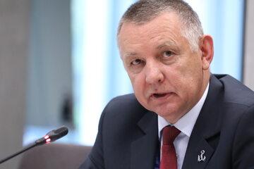 Prezes NIK Marian Banaś