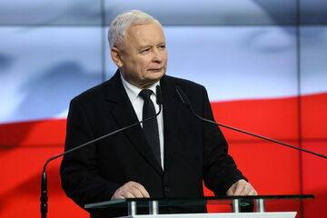Prezes PiS Jrosław Kaczyński.