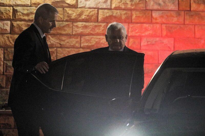Prezes PiS po spotkaniu ze Zbigniewem Ziobrą