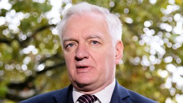 Prezes Porozumienia Jarosław Gowin