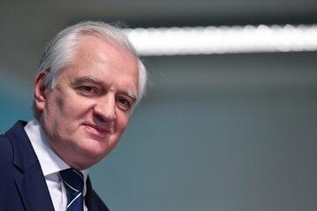 Prezes Porozumienia, wicepremier Jarosław Gowin