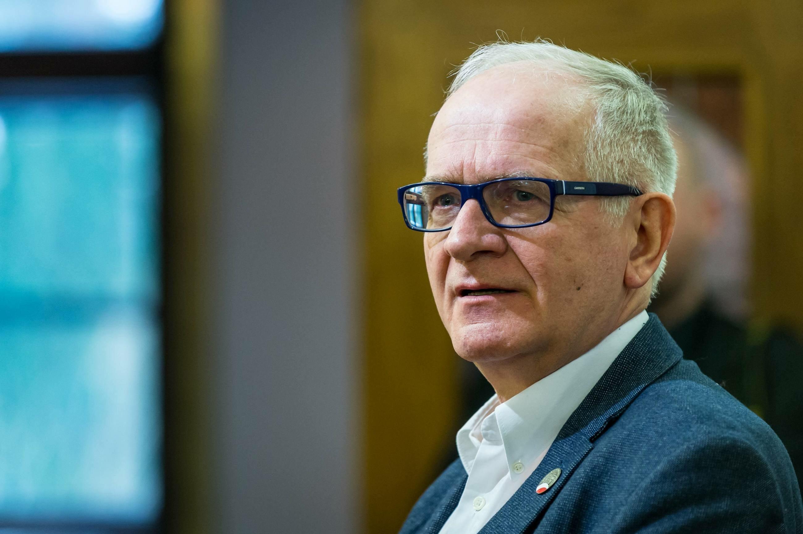 Prezes Rady Mediów Narodowych Krzysztof Czabański