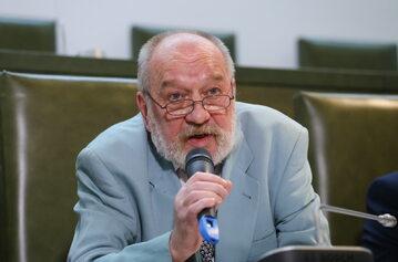 Prezes SN Józef Iwulski
