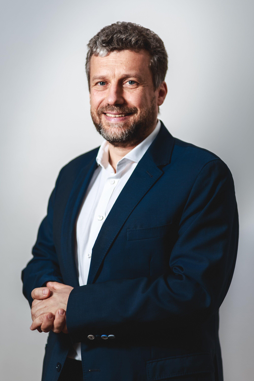 Prezes Zarządu Grupy InPhoTech, dr. hab. inż. Tomasz Nasiłowski