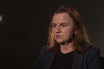 Prezes ZUS prof. Gertruda Uscińska