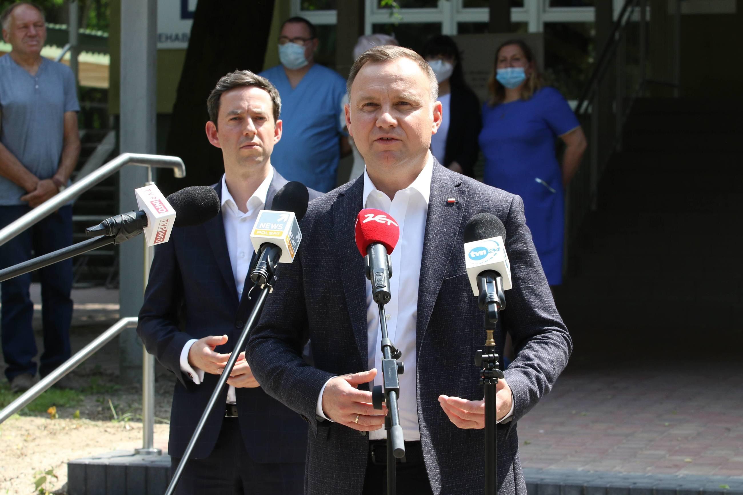 Prezydent Andrzej Duda w Opolu