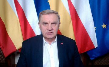 Prezydent Białegostoku Tadeusz Truskolaski