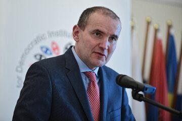 Prezydent Islandii Gudni Th. Johannesson
