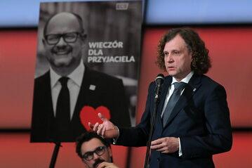Prezydent Sopotu Jacek Karnowski.