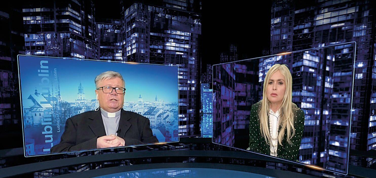 """Proces wchodzenia ks. Wierzbickiego w rolę """"dyżurnego"""" kapłana, mówiącego dokładnie to, co liberalne media chcą usłyszeć, trwa od paru lat"""