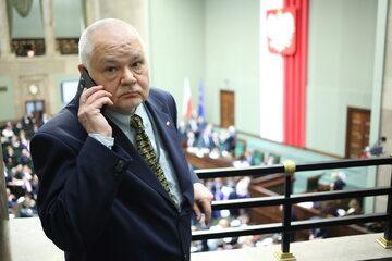 Prof. Adam Glapiński, prezes NBP