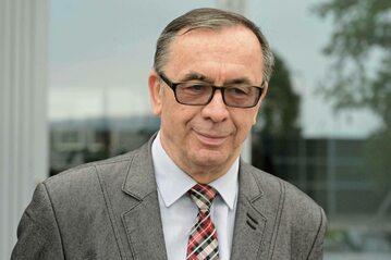Prof. Kazimierz Kik, politolog