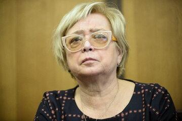 Prof. Małgorzata Gersdorf, pierwsza prezes Sądu Najwyższego