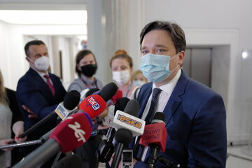 Prof. Marcin Wiącek w Sejmie