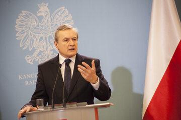 Prof. Piotr Gliński, wicepremier i minister kultury