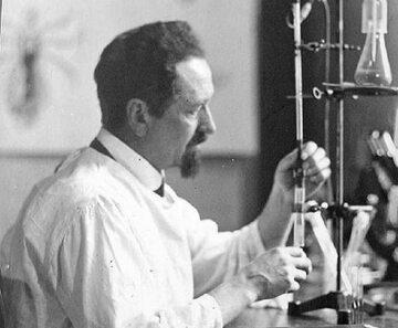 Prof. Rudolf Weigl